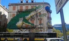 Avenida Fontes Pereira de Melo Lisboa Portugal