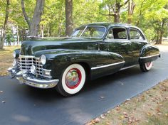 1946 Fleetwood Sixty Special