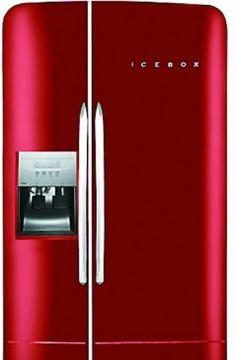Antiga geladeira nova | Valor Econômico - brastemp side by side customizada pela cia vintage