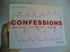 Confessions: Jan Kaplicky by moleitau, via Flickr