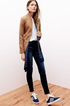 198d701f9ab 40+ Outfits You Must Try. Gazelle BleuSmart Casual Women WinterSmart ...