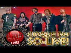 A Little Bit Racey: Cirque Du So-Live! - YouTube