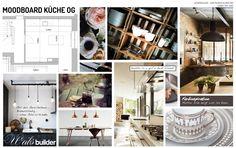 Moodboard Küche