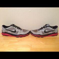 Size 13 Black & Red Stylish Nikes