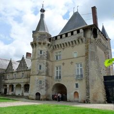 Chateau de Talcy , France