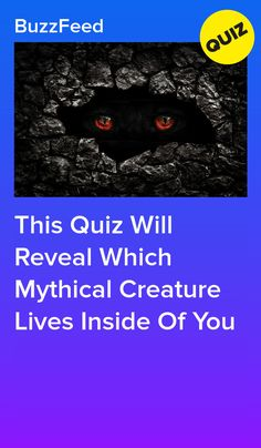This Quiz Will Reveal Which Mythical Creature Lives Inside Of You. I got Kraken. Tv Show Quizzes, Quizzes Funny, Quizzes For Fun, Random Quizzes, Funny Memes, Mermaid Quizzes, Spirit Animal Quiz, Fun Personality Quizzes, Playbuzz Quizzes