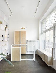 Thisispaper Shop In Warsaw - decor8 - Photographer: Maja Wirkus