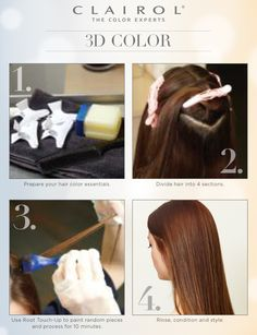 Diy hair coloring techniques diy highlighting hair at home free esalon 50 off custom color kit 1st order bargain hound daily rh pinterest com do it yourself hair color diy hair dos solutioingenieria Images