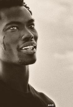 68 Ideas Nature Beauty People Culture For 2019 Gorgeous Black Men, Handsome Black Men, Beautiful Men, African Men, African Beauty, African Culture, Interesting Faces, Portrait Inspiration, Male Face