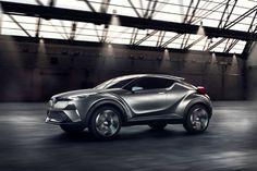 Toyota C-HR Concept #toyota