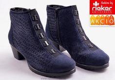 Akciós Rieker női bokacipő, meleg gyapjú béléssel rendelkezik, így a lábba biztosan nem fog fázni a leghidegebb napokban se :)   http://valentinacipo.hu/rieker/noi/kek/bokacipo/119725637  #rieker #rieker_webshop #rieker_cipő