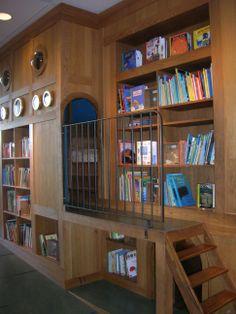 Children's Library - Stockholm