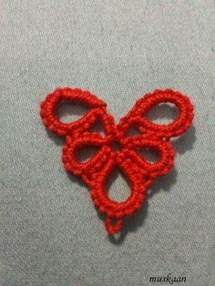 muskaan's T*I*P*S: Using a Tiny Motif to create Tatting Designs