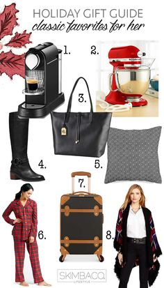 Holiday Gift Guide  Classic Gift Ideas for Her from Macy s Friends   Family  Sale - Skimbaco Lifestyle 991fb401e7