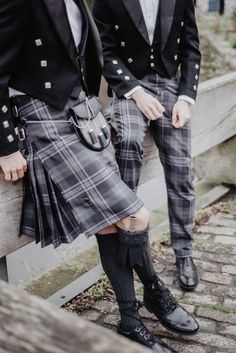 Whether you are a kilt man or a trouser (trews) man, Kilt Society has got you covered! Outfitting for a wedding, a ceilidh, or even for hillwalking, we have traditional garments for the modern man. Kilt Wedding, Tartan Wedding, Wedding Suits, Men In Kilts, Kilt Men, Scotish Men, Scottish Fashion, Scottish Clothing, Tartan Kilt
