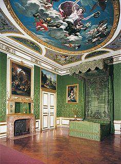 Nymphenburg Palace Interior -