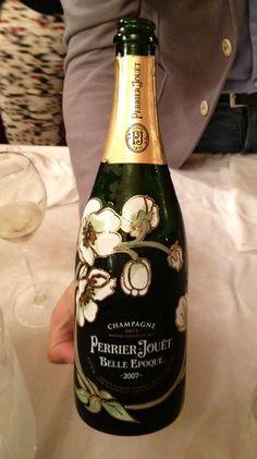 Perrier Jouet Belle Epoque 2007 alla Giornata Champagne di Milano