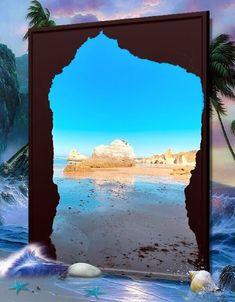 Olhares de Férias - As Rochas da Praia da Rocha Places, Frame, Blog, Beach Rocks, National Parks, Viajes, Picture Frame, Blogging, Frames