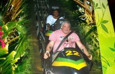 Jamaican Bobsledding