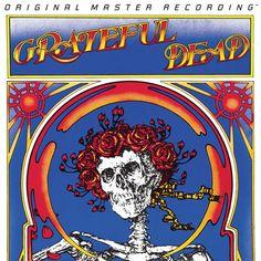 MFSL-2-367 - SKULL & BONES - Grateful Dead