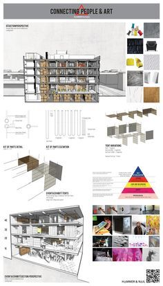 architecture presentation layout - Google Search