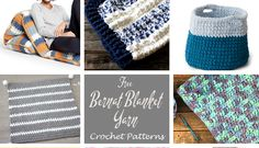Chunky Crochet, Crochet Yarn, Free Crochet, Double Crochet, Chunky Yarn, Triple Crochet Stitch, Crochet Stitches, Easy Beginner Crochet Patterns, Crochet Throw Pattern
