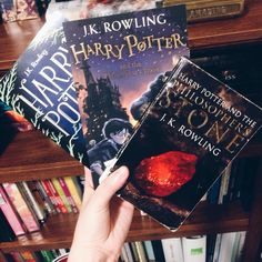 I was tagged by @lettuce_read to do the #twocoversonebook tag. As you can see I picked three covers but you can see which one I've had the longest hehe.  What's your most well loved book? #bookstagram #booksofinstagram #bibliophile #yalit #booknerdigans #harrypotter