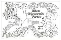 Catholic homeschool education: Free St. George Crossword