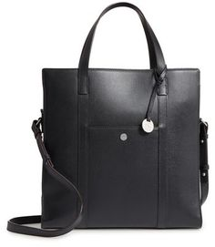 Lodis Business Chic Nikita Rfid-Protected Leather Tote - Black #ad