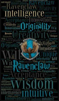 Harry Potter Hd Ravenclaw Phone Wallpaper By Emily Corene On Deviantart