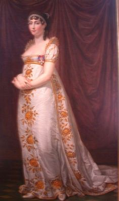 ca. 1807 Princess Auguste-Amalie of Bavaria by ? (location unknown to gogm)