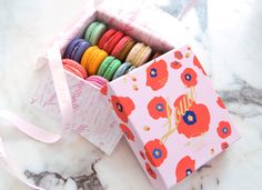 Bottega Louie's Summer Limited Edition Poppy Box — The Dieline - Branding & Packaging Design
