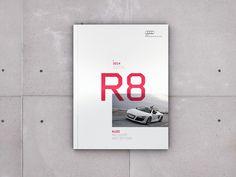 Cover design white