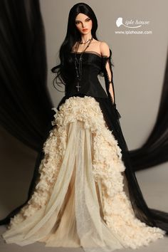 <0> Ball jointed Doll Total Shop :::Iplehouse.net:: I know she's not a Barbie but I couldn't resist, she's so pretty