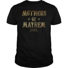View images & photos of Sons Of Anarchy Mothers Of Mayhem t-shirts & hoodies