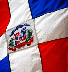 27 de Febrero, Dominican Independence day! Our flag!
