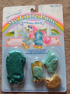 """My little pony G1 Pony Wear """"Abra-Ca-Dabra""""   eBay"""