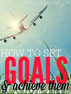 How to Set Goals and Achieve Them | Create S.M.A.R.T. goals using this free worksheet and start accomplishing your dreams today! goal setting #goal