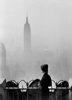 New York City, 1955. By Eliott Erwitt