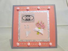 Bridal Shower or Bachelorette Party Card!!  The Bride by JessieAndMarieCards on Etsy, $12.00 www.etsy.com/shop/JessieAndMarieCards