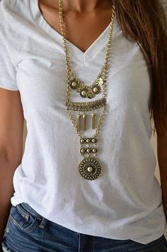 The Coachella Collection - Boho Gypsy Necklaces - So Many Styles! | Jane