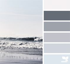 Sea Tones | Design Seeds