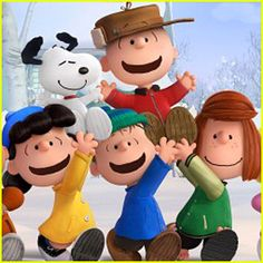 Here's a First Look at Charlie Brown, Snoopy, & the Gang From the 'Peanuts' Movie