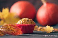 Muffin mit Kürbis