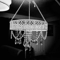 Anthropologie Faux Crystal Chandelier - Mercari: Anyone can buy & sell