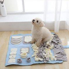 Diy Dog Toys, Cat Toys, Dog Enrichment, Dog Puzzles, Pet Bag, Interactive Dog Toys, Dog Games, Dog Blanket, Dog Activities