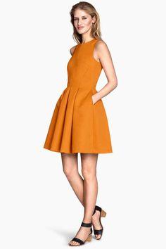 无袖连衣裙 | H&M