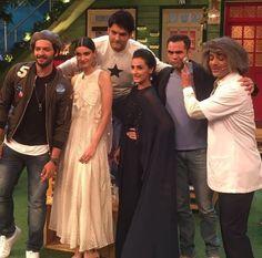 The Kapil Sharma Show 24 July, 2016 Full Episode 27 Video Guest Happy Bhag Jayegi Team