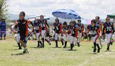 Halcones Tiny Tot, lideres invictos en grupo blanco de CONA ~ Ags Sports