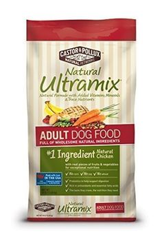CASTOR  POLLUX DOG FOOD DRY ADULT 30 LB * See this great product. (Note:Amazon affiliate link)